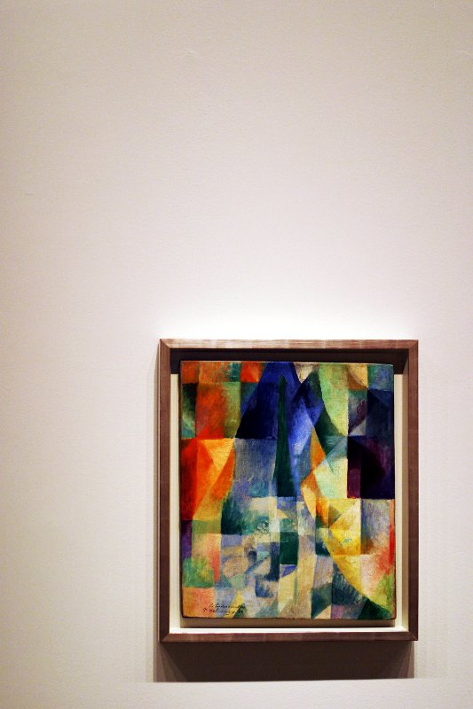 Simultaneous Windows - Robert Delaunay    (click for previous picture)
