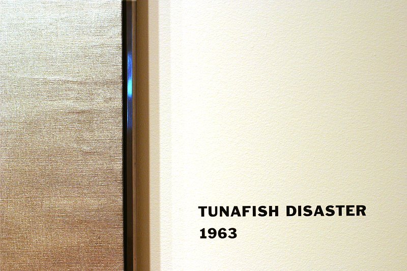 Andy Warhol's Tunafish Disaster    (click for previous picture)