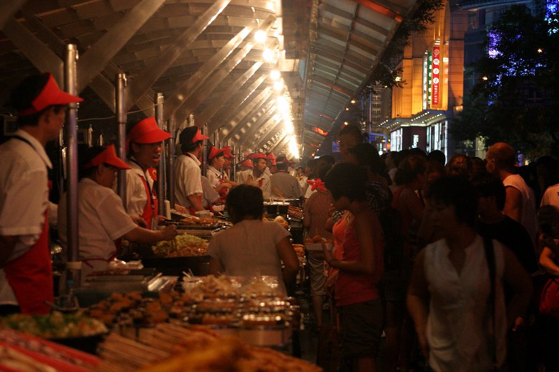 Beijing Night Market     (click for previous picture)