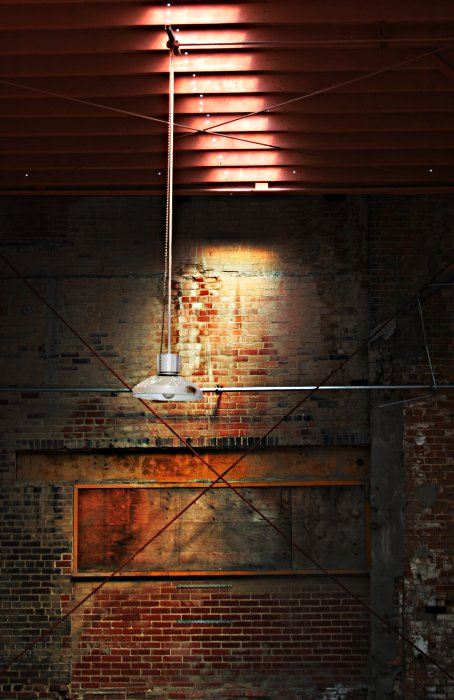 Brickworks light    (click for previous picture)