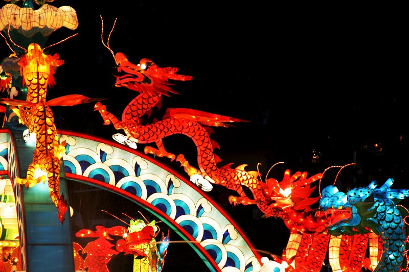Dragon Lair 2 - Lantern Festival    (click for previous picture)