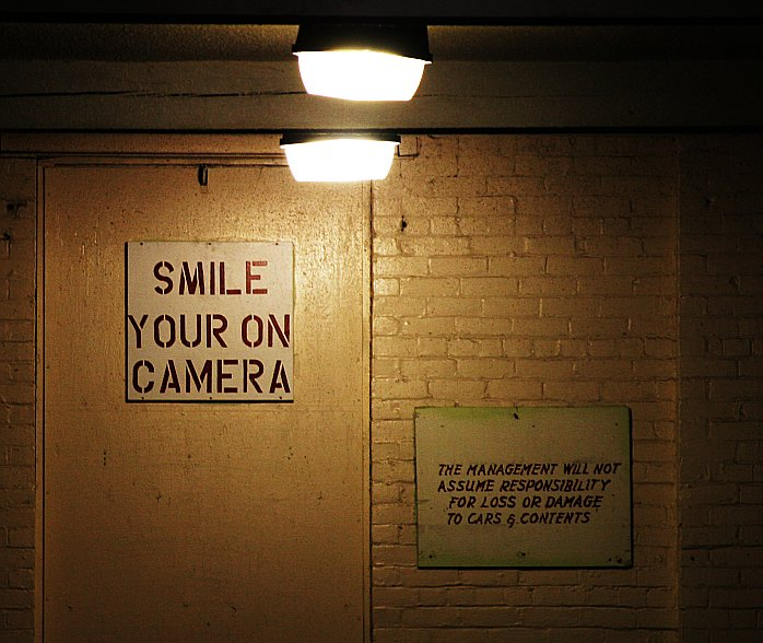 Smile your...    (click for previous picture)