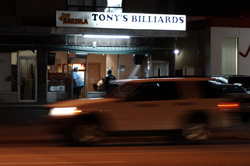 Tonys Billiards    (click for previous picture)