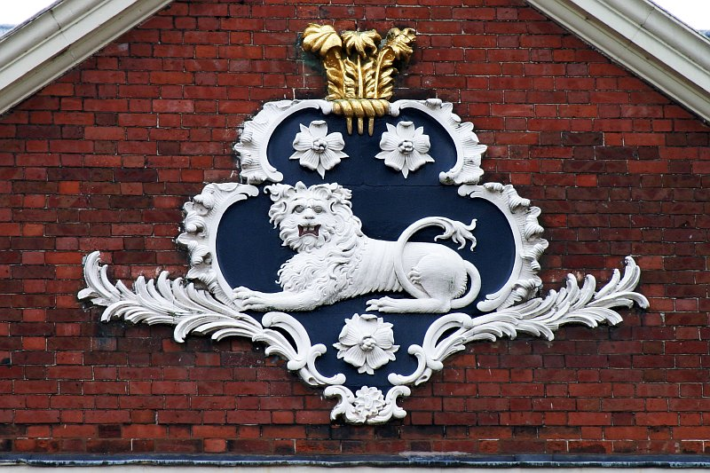 Ludlow Lion    (click for previous picture)