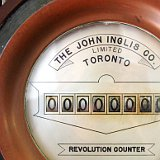 Historic photo from Saturday, May 24, 2014 - John Inglis Revolution Counter from the Toronto High Level waterworks in Republic of Rathnelly